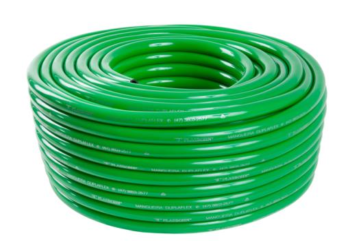 Mangueira Rolo Duplaflex Verde Plasbohn