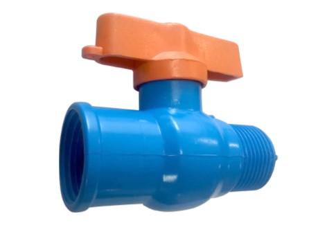 Registro de Irrigação Rosca Externa