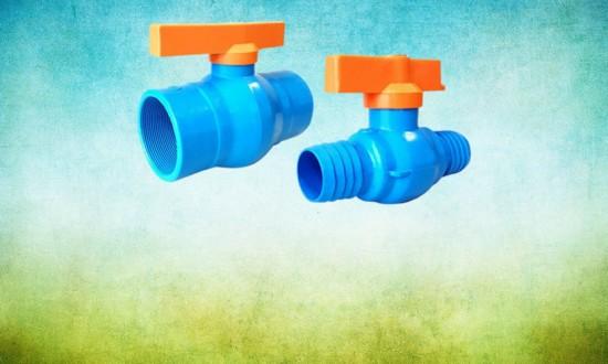 Registros de Irrigação Plasbohn