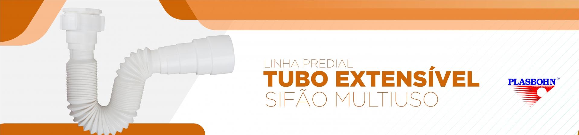Tubo Extensivo Plasbohn
